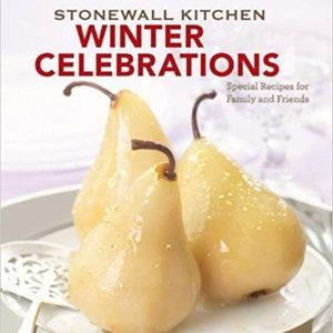 Stonewall Kitchen Winter Celebrations Cookbook NEW